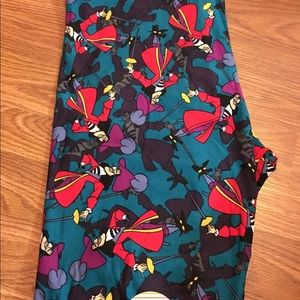 NWOT TC2 LuLaRoe Disney Legging